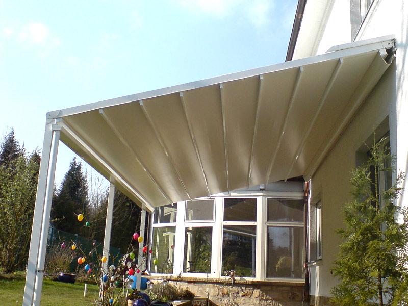 Alu terrassenbedachungen carports und vord cher aus hochwertigem - Terrassen fotos ...